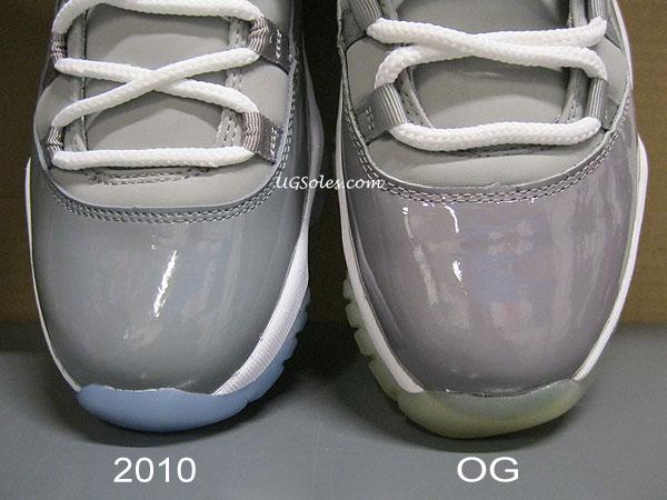 air jordan 11 cool grey