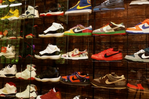 basket nike new york