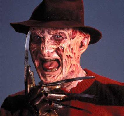 Freddy krueger les griffes de la nuit