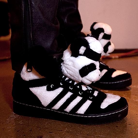 Jeremy Scott Panda Adidas