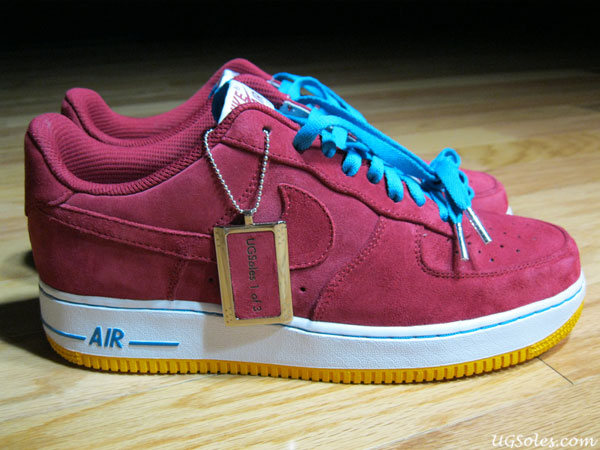 nike id air force