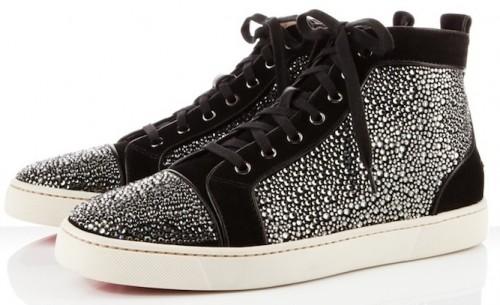 Sneakers Louboutin Femme