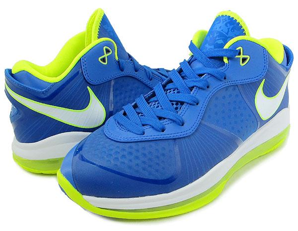 """Nike Lebron 8 V/2 Low """"Sprite"""""""
