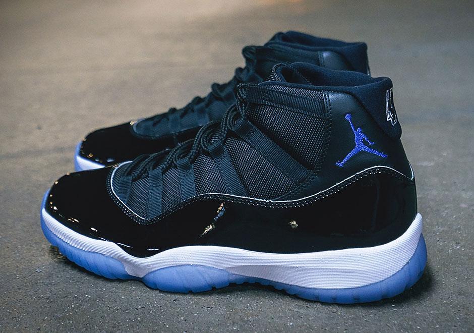 le dernier 49c6a 938c9 chaussure jordan space jam