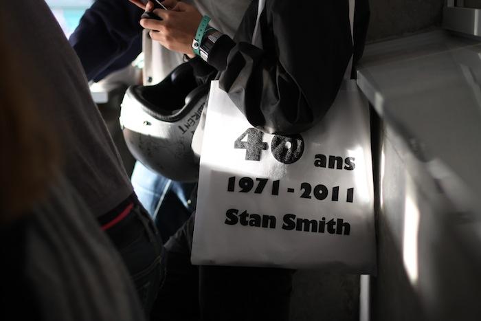 Les 40 ans de la Adidas Stan Smith
