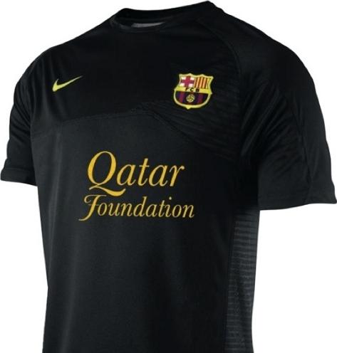 Nike FC Barcelone Maillot Extérieur 2016 17 Enfant