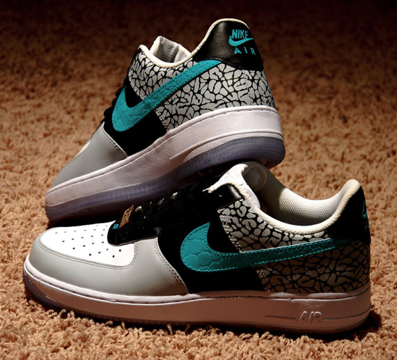 Customize Nike Air Air Nike Force One Zapatos 7579d1