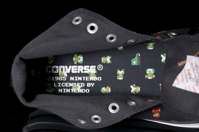Converse All Star Chuck Taylor Super Mario Bros
