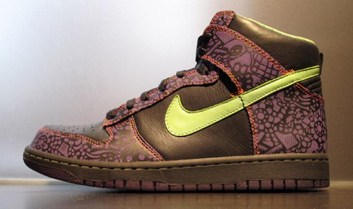 Nike Dunk High Premium Dia De Los Muertos
