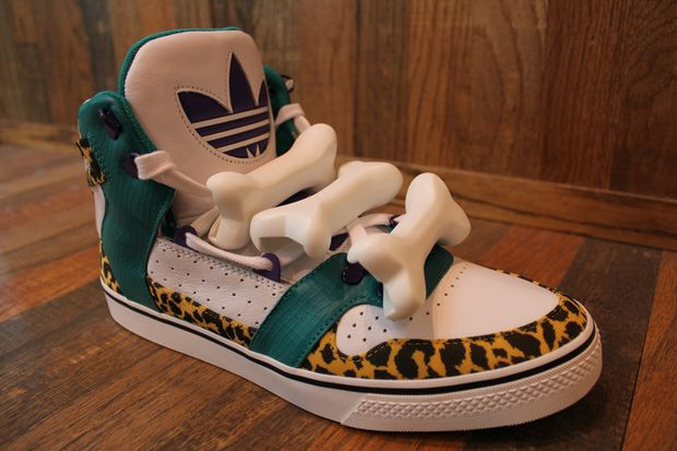 Adidas Originals Jeremy Scott Bones