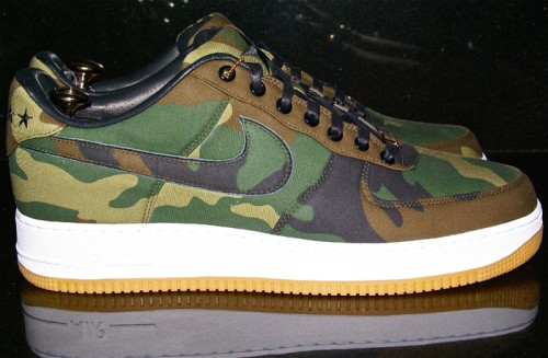 best sneakers 78684 6492e Nike Air Force 1 Low Bespoke by Premium Pete