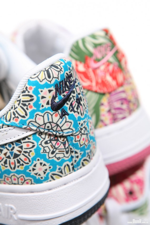Nike Air Force 1 femme - Liberty Of London