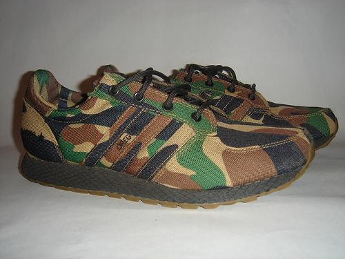 Adidas Oregon Camo