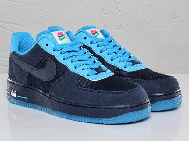 Nike Air Force 1 Tricolor
