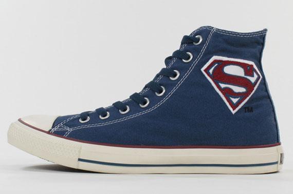 Converse Chuck Taylor Dc Comics - Superman