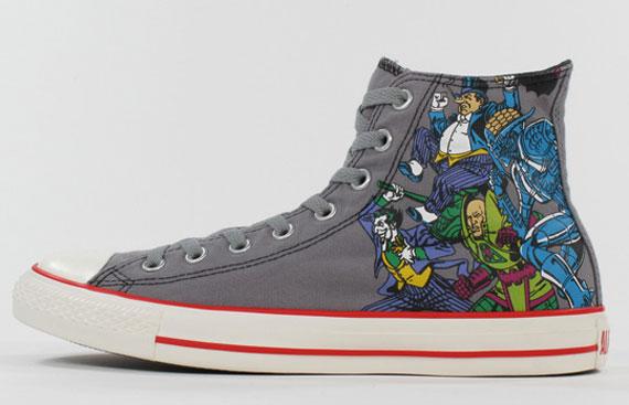Converse Chuck Taylor Dc Comics -