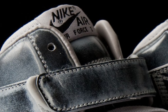 Nike Air Force 1 High Vac Tech Pewter