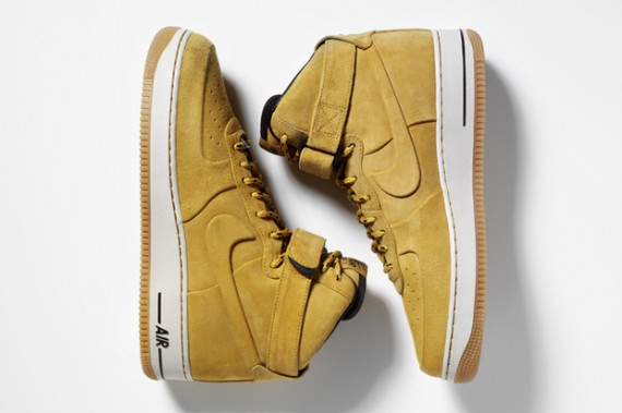 Nike Air Force 1 High Vac Tech (VT) Wheat Suede