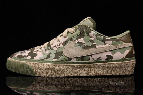 Nike SB Bruin Camo