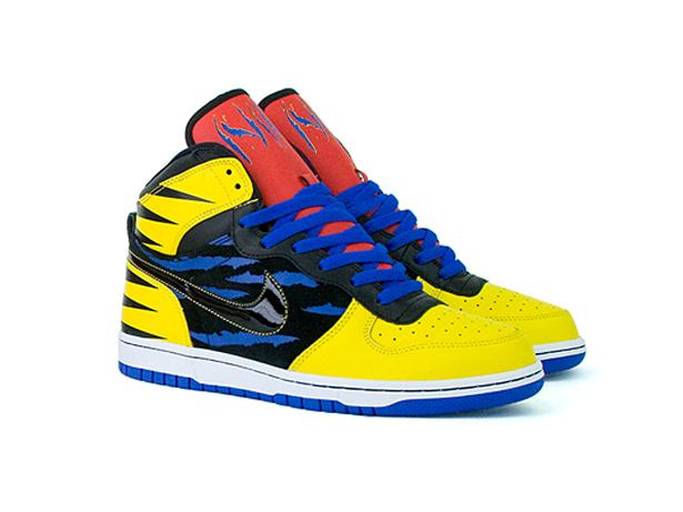 Nike Big Nike X-Men Wolverine