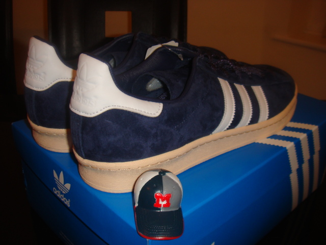 Adidas Campus 80's Footpatrol B Sides