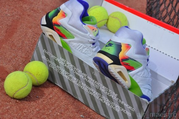 Nike Air Tech Challenge (IV) 4 Agassi
