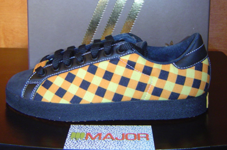 Adidas Rod Laver Halloween - Flavors of the World