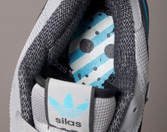 Adidas Skate Silas Jason Voorhees - 2010