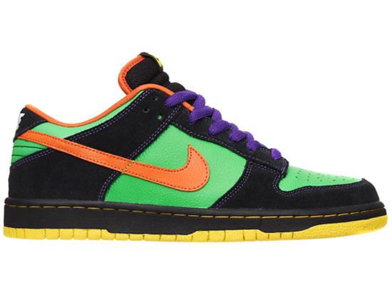 Nike SB Dunk Low Premium - Green Spark/Hoop Orange