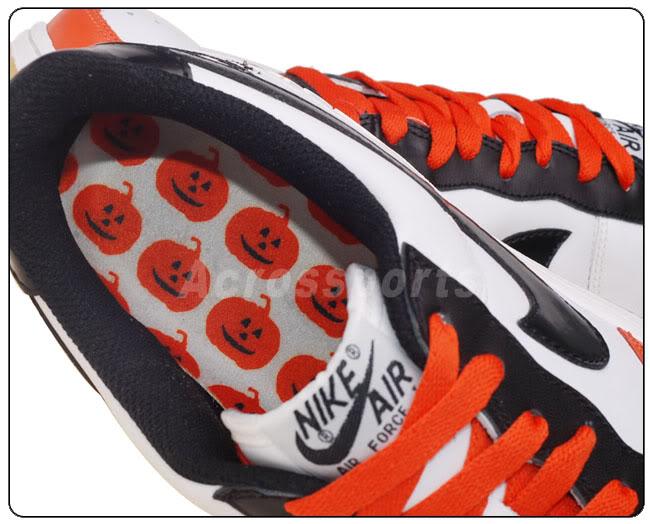 Nike Air Force 1 Halloween