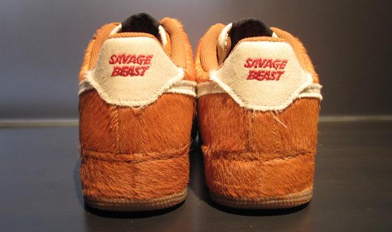 Nike Air Force 1 Savage Beast