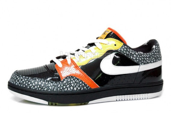Nike Court Force Low – Halloween
