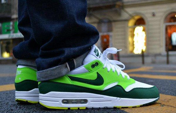 La collection Nike Air Max 1 printemps été 2012 en images