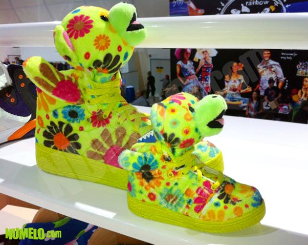 chaussure adidas jeremy scott