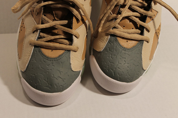 Air Jordan 6 x Nike Air Yeezy 1 Net / Net