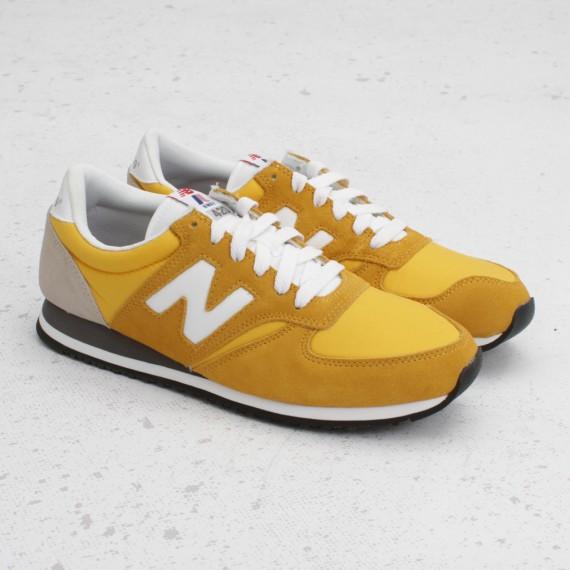 new balance 420 jaune