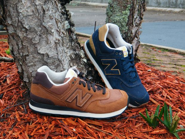 New Balance 574 Printemps été 2012