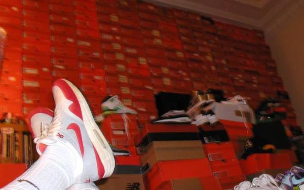 Comment faire pour bien ranger ses baskets ? post image