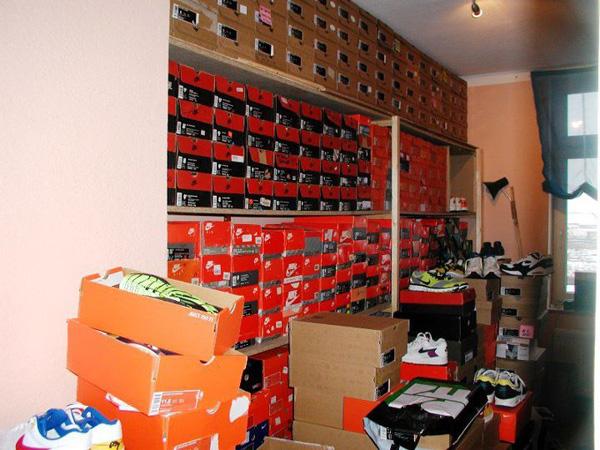 Ranger et stocker sa collection de sneakers