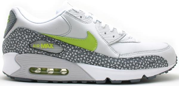 Nike Air Max 90 Roshe One GS Safari Sneaker Bar Detroit