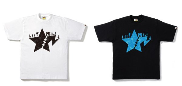 Bape x One Piece – la collection de t-shirts ultime