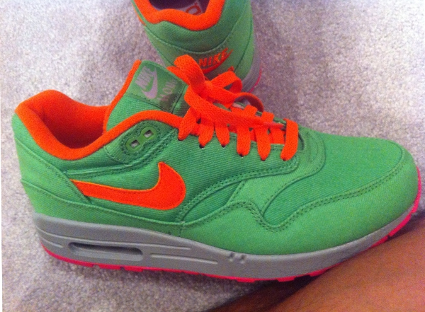 Nike Air Max 1 ID « Homegrown »