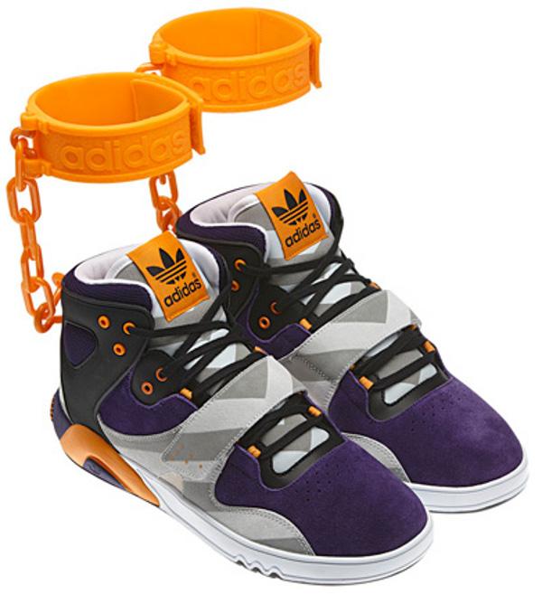 Chaussures Adidas Jeremy Scott