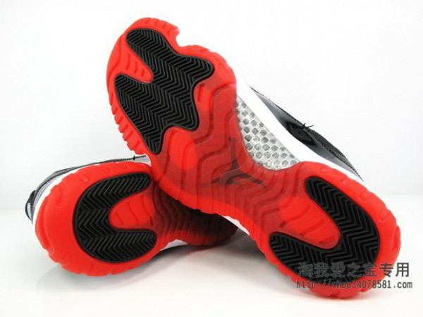 La Jordan 11 Bred 2012 En 7 Photos