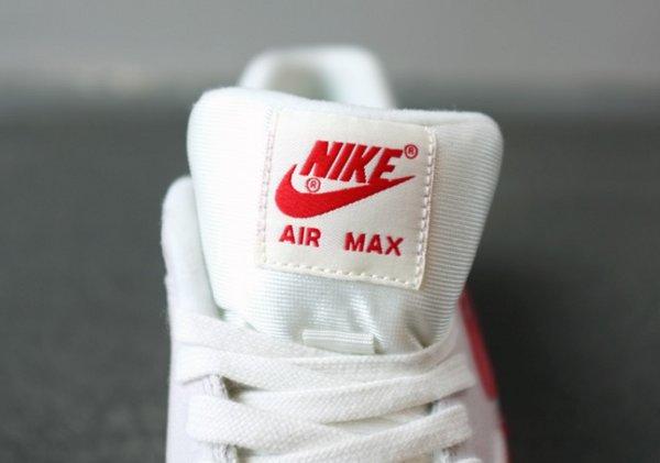 La Air Max 1 OG Red Vintage pour janvier 2013