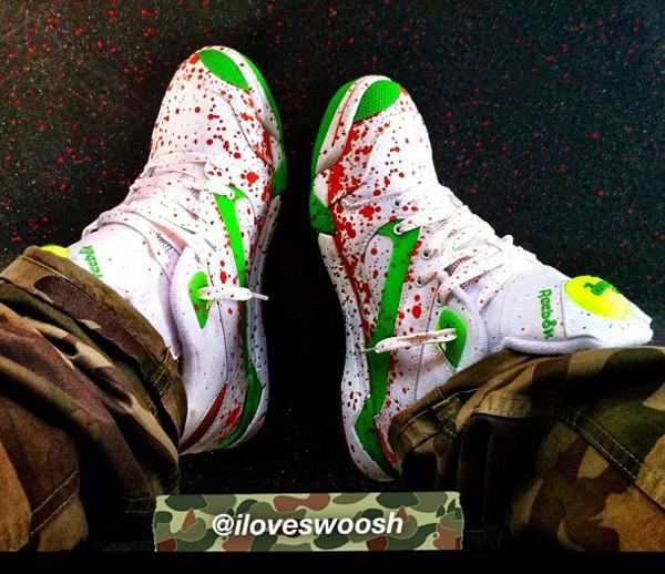 Reebok Pump Court Victory Packer Shoes