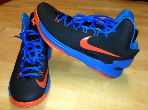 La Nike Kevin Durant 5 disponible en d  233 cembreKd 5 High Top