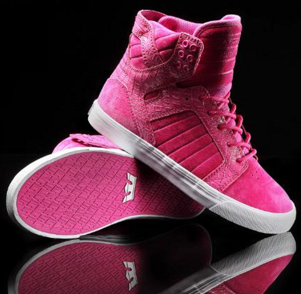 Chaussures Supra Fille