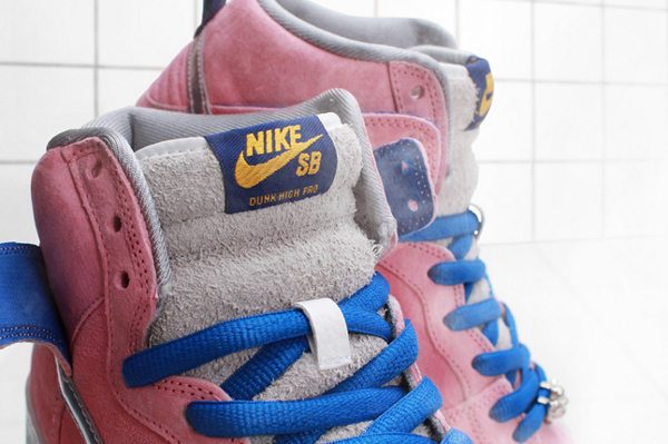 Nike Dunk High x Concepts When Pigs Fly
