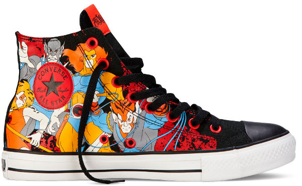 Converse All Star 2013 Dessin